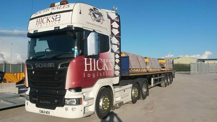 Groupage Hicks Logistics